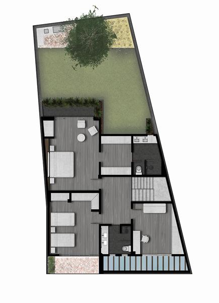 02 casa alpes planta alta